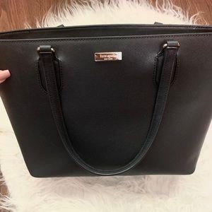 Kate Spade Black Shoulder Purse